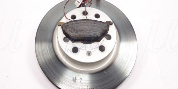 Thumbnail Intelligente Bremsbeläge durch Sensorintegration II