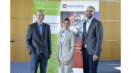 Gemeinsam die Digitalisierung voranbringen: Neue Partner im Kompetenzzentrum