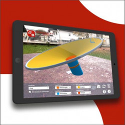Thumbnail Video: Produktvisualisierung durch Augmented Reality